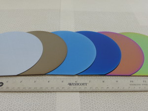 Silicon Wafers coated with Atomic Layer Deposition - ALD - at VaporPulse